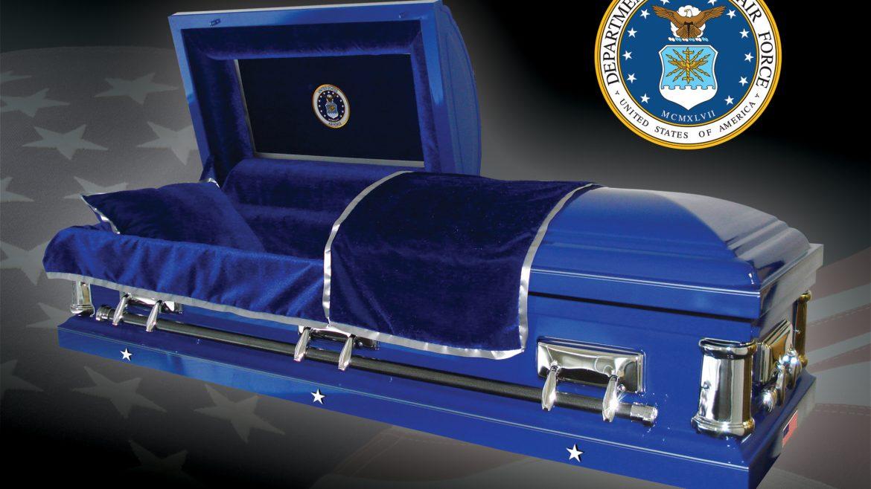 Air Force Casket